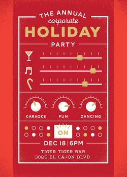 Holiday Party Switchboard