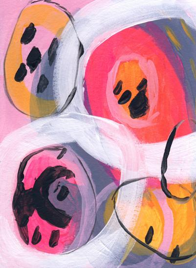 art prints - Call me at Sunset by Kinga Subject