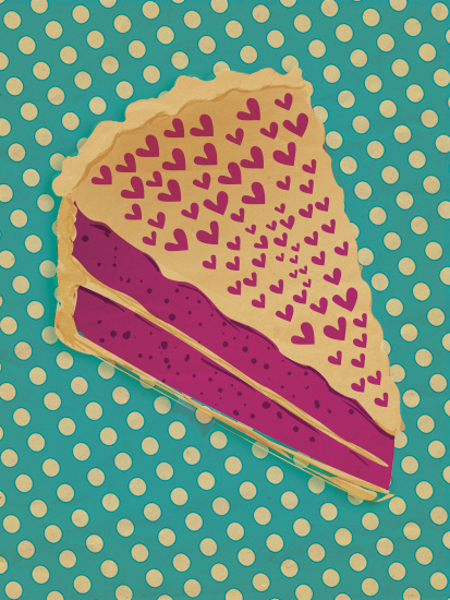 art prints - Come have some pie by Maria Olivo