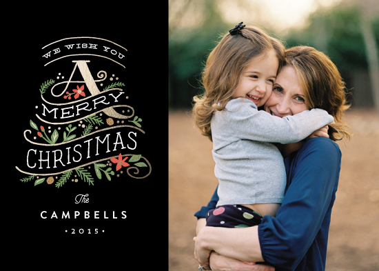 holiday photo cards - A beautiful holiday by Jennifer Wick
