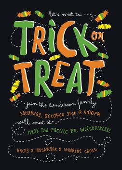 Trick or Treat Meetup
