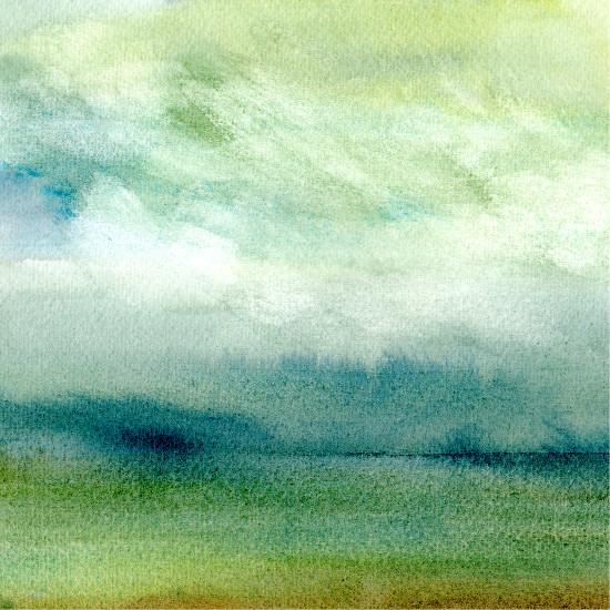 art prints - Tidal Marsh by Sandra Ovono