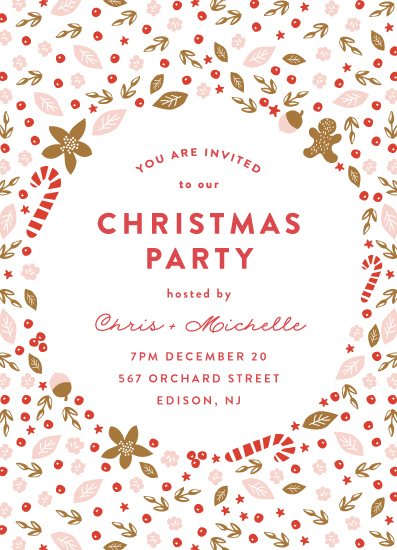 digital invitations - Pretty Party by Phrosne Ras