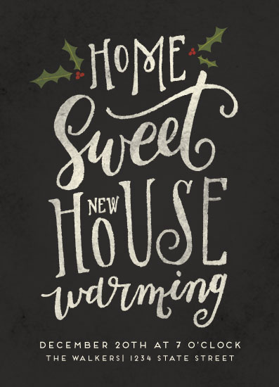 digital invitations - Home Sweet new Home by Grace Kreinbrink