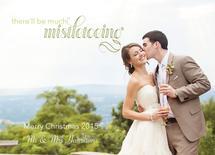 Mistletoeing Newlyweds by Madison Jai Smith