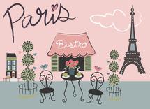Oui Oui Paris by A Tina Beans