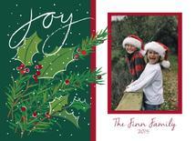 Joy at Christmas by A Tina Beans