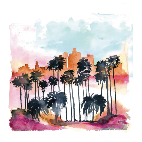 art prints - Summertime Sunrise by Kelsey McNatt