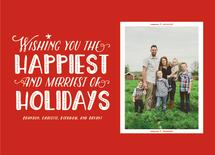 Happiest and Merriest by Paperful Press