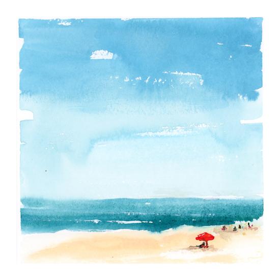 art prints - Weekending by Lindsay Megahed