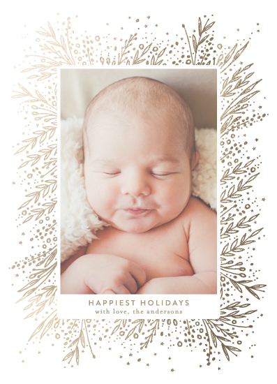 holiday photo cards - Amazing Frame by Phrosne Ras