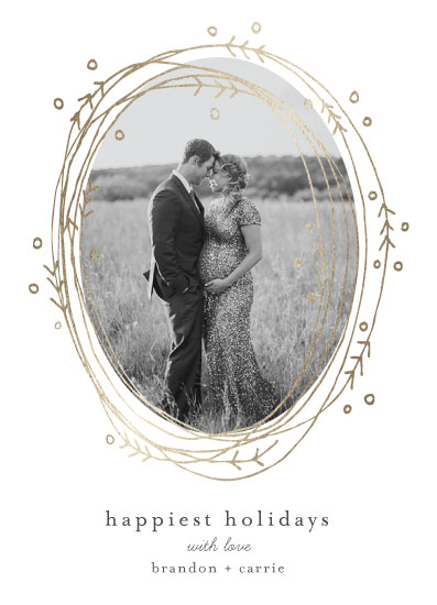 holiday photo cards - The Happiest Time by Bethan