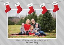 Family Stockings by Danielle DePasquale
