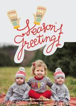 Mitten Greetings by Emily Ann
