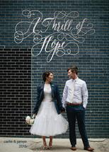Thrill of Hope by hatley