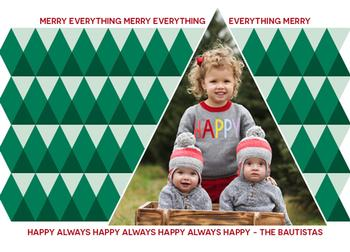 Happy Merry Tree