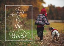 Joy To The World Holida... by Kristin Modjeska-Holt