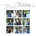 Happy Holidays Nine Squ... by Kristin Modjeska-Holt