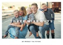 Wise Guys by Honest Cards