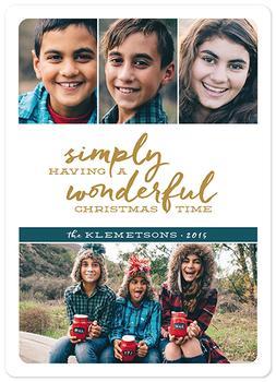 simply wonderful Christmastime