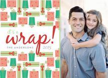 Its a wrap by Elizabeth Bright