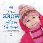 Let it Snow this Christ... by April Lammers