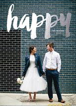 happy here by Elaine Melko