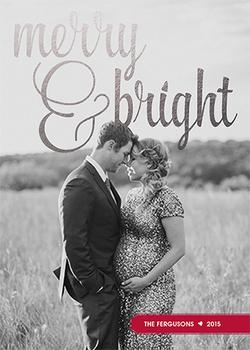merry & bright scripted
