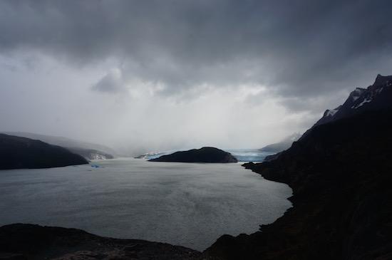 art prints - patagonia lake by Timothy Cochran