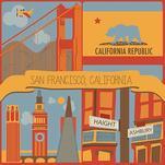 I <3 San Francisco by Elizabeth Bright