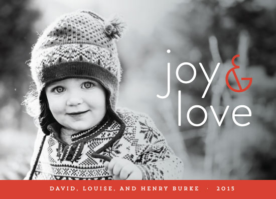 holiday photo cards - Simply Put by carly reed walker