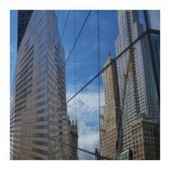 World Trade Center Reflections