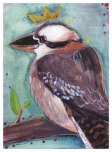 Kookaburra by Amy Wicherski