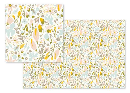 fabric - Awakening by Whitney Todd