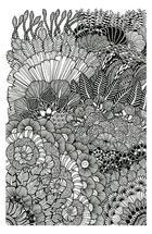 Plant-Mandala by Marty Woods