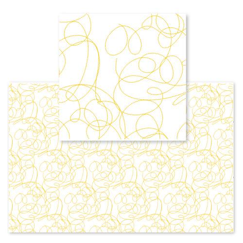 fabric - Bzzz... by Jenell Gilyard