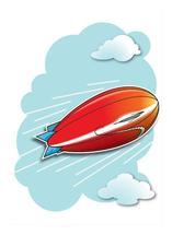 Z is for Zeppelin by Thavysak Chareunsri
