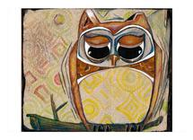 Owl I Know by Amy Wicherski