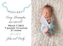 BABY BOY by Nancy Jeanne Morlino
