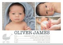 Baby Pram by Julie Darrell