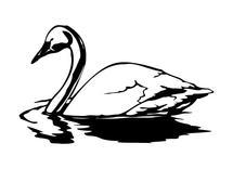 Serene Swan by Leah Mowry