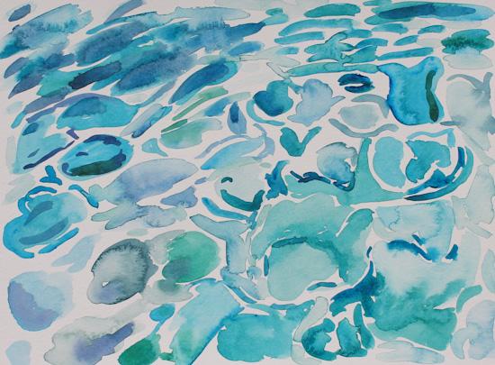 art prints - Positano by Gina Langford