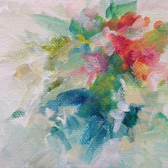 art prints - Garden Bouquet by Hayley Kolar