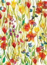 Wildflower Dance by Raybo Design