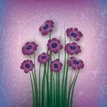 Water Lilies Effect by Leebert