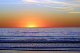 Sunset Beach & Ocean