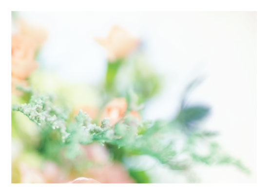 art prints - Peachy Greens by Smile Peace Love