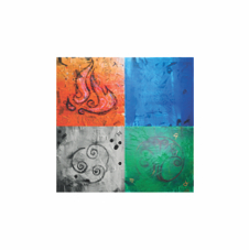 art prints - Elemental by Nathan Dixon