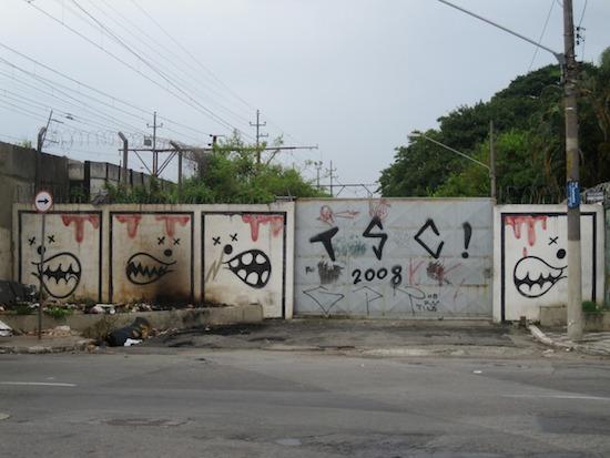 art prints - Sao Paulo Graffiti by Timothy Cochran