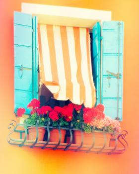 Another Window of Burano